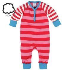 Newborn Striped All-in-one