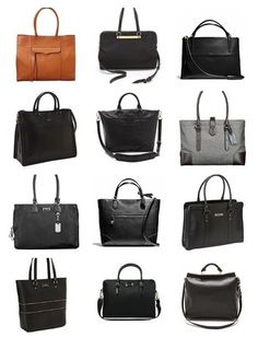 Favorite Women's Laptop Bags - I need a smaller laptop from work!!!
