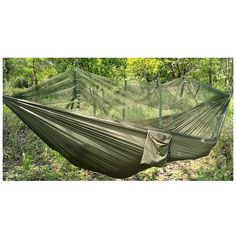 Motivated Travel Outdoor Camping Tent Hanging Hammock Bed With Mosquito Net Folded Hot Camping & Hiking