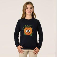 #Pumpkin Nerd Emoji Thanksgiving Halloween Sweatshirt - #emoji #emojis #smiley #smilies