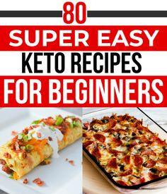 Easy Keto Recipes For Beginners, #ketorecipes #ketodietforbeginners #ketogenicdiet #keto