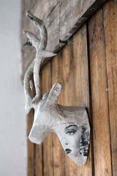 Fawn Moose Art, Sculpture, Paper, Christmas, Animals, Xmas, Animales, Animaux, Sculptures