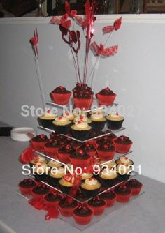 Tier White Cake Stand Item About Tall Plates Are