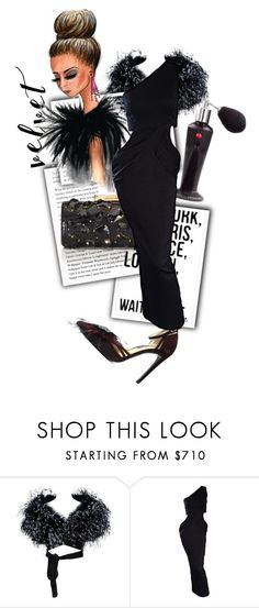 """Wait For Me..."" by the-house-of-kasin ❤ liked on Polyvore featuring Dolce Vita, Elizabeth Mason Couture, Dita Von Teese, Kate Spade, Vintage One and gownsgalore"