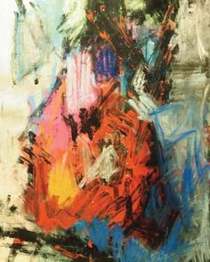 Discover These Layering Techniques From 4 Top Contemporary Artists for Expressive Abstract Painting! #abstractart #abstractpainting