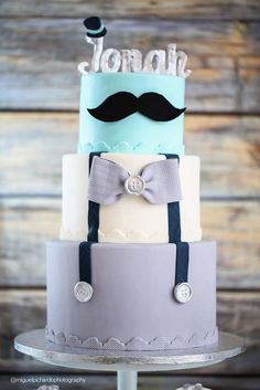 Mustaches / Little Man Baby Shower Party Ideas | Photo 26 of 63