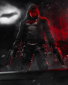 Red Hood! Edit by @anony.muze