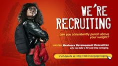 IN3K8 Media Is Hiring: Business Development Executives (@in3k8media)  Opportunities have arisen for driven individuals to join our team as Business Development Executives responsible for our operations in Lagos Nigeria. IN3K8 Media is an ambitious PR media consulting and digital advertising company with digital billboards at a number of high traffic indoor Lagos locations. Successful candidates will project a modern positive image of themselves and the company and be able to eloquently…