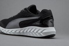 Puma IGNITE Ultimate - Black-Asphalt Pumas Shoes 0f71e1c43