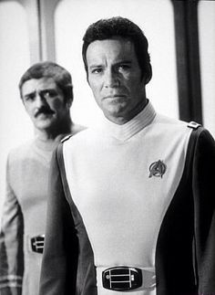 Admiral Kirk and Scotty.