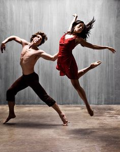 Expressive Dancing