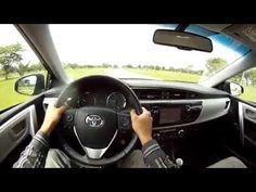POV - Toyota Corolla 2015 2.0L XEi Multi-Drive S