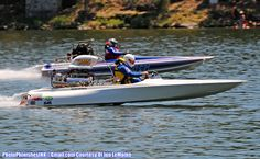 Milton Tolen Thanks Best Friend for Getting Him Interested in World of Drag Boat Racing