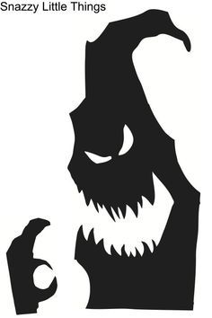 Free Downloads: Halloween Window Silhouettes   snazzy little things