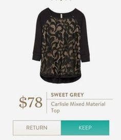 STITCH FIX  the best clothing subscription box ever! September 2016 review. Fall outfit Inspiration photos for stitch fix. Only $20! Sign up now! Just click the pic...You can use these pins to help your stylist better understand your personal sense of style.