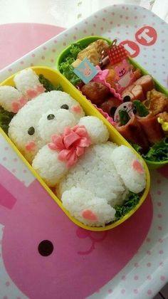 Precioso en decoración. Hecho con arroz.