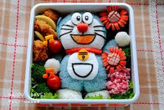 DORAEMON lunch box