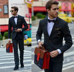 Stylish gent