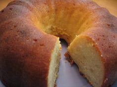 Lemon-Soaked Ginger Pound Cake