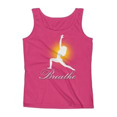 Breathe Yoga Ladies' Tank