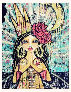 Every Saint Has A Past Every Sinner Has A by LisaFerranteStudio