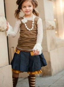 Persnickety Clothing. So cute!