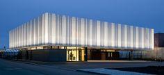 New bulletproof VIP terminal opens at Oslo Airport Gardermoen, Norway