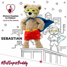 Please welcome Sebastian the Super Buddy! #scentsy #buddylove https://ashtaley.scentsy.ca/