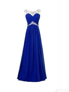 2015 Royal Blue Prom Dresses A Line Aqua Sparkly Beads With Cap Sleeves Long Backless Red Prom Dress For Teens relationship wants / royal blue dress for wedding / royal blue wedding dress / blue wedding dress royal / royal blue wedding Royal Blue Prom Dresses, Cute Prom Dresses, Prom Dresses For Teens, Dance Dresses, Pretty Dresses, Bridesmaid Dresses, Formal Dresses, Dress Prom, Gown Dress