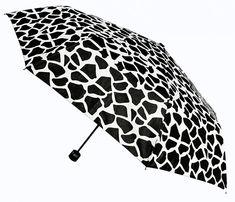 Kvalitní dámský skládací deštník, odlehčená černá konstrukce se zvýšenou odolností vůči větru (karbon), dámské deštníky o hmotnosti pouze 220 g. Pouze 339,- Kč.