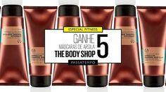 Amostras e Passatempos: Passatempo The Body Shop by Saber Viver