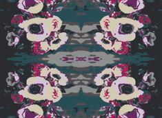 Dark Wonder #fashion #textiledesign available for purchase from #OMLabel #patternbank www.patternbank.com/OMLabel
