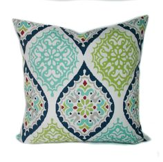 Outdoor Pillow Covers, 20x20, Outdoor Pillows, Outdoor Cushions, Outdoor Throw  Pillow,