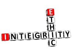 Definition:  Ethics = moral principles that govern a person's behavior or the conducting of an activity  Integrity = the quality of being honest and having strong moral principles; moral uprightness As we know Ethics & Integrity is our #1 Core Value. As we start 2017, this is a great time to all be reminded of what our companies stand for and have been built on. Give that value some thought....what can you do and how can you continue to improve to enhance the Ethics and Integrity for our…