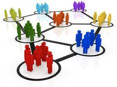 Para entender el uso de la Redes Sociales en las empresas es necesario conocer la teoría de los seis grados de separación. SBQ Diseño Web Marketing Digital.