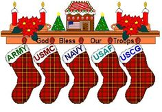 Having served in the #usnavy for 15 years I understand the sacrifices our service members and families have to go through. For all those not home for the holidays there are folks thinking of you. Keep strong! #usn #usmc #usaf #usa #sacrafice #military #deployment #christmas