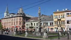 GUIDE@HAND - Immaculata, the Plague Column, Justice in Košice