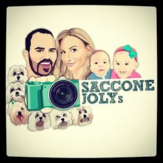 Sacconejolys - my favourite Cute Family, Beautiful Family, Saccone Jolys, Youtube Sensation, Joe Sugg, Good Morning Friends, Cute Kids, Cute Couples, Youtubers