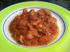 Recopilatorio de recetas : Pechuga de pollo con puerro y albariño en thermomi...