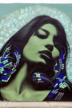 Artist: EL MAC #streetart