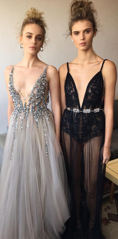 Evening Dresses by BERTA | @bertabridal