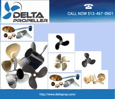 The Delta Propeller Company supplies and services boat propellers for nearly every type of vessel. We offer new and used boat props for sale at guaranteed low prices. Visit us today at www.Deltaprop.com. Outboard Propellers, Boat Propellers, Boat Props, Props For Sale, Boater, Feature Film, Ohio, Sailing, Catalog