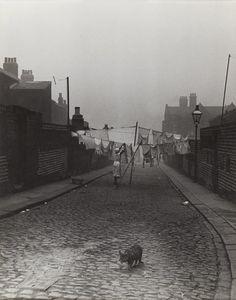 Bill Brandt: Back Street in Jarrow, Tyneside, 1937