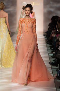 #georgeschakra #hautecouture fashion show in Paris #springsummer2015