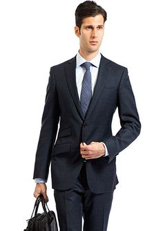 Show Your Style With Bespoke Tailored Suits Made from Kingsley ...