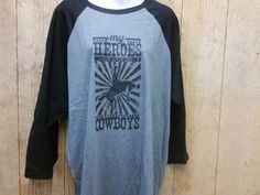 My Heroes Have Alway Been Cowboys Tops | Apparel | Stockyard Style | A Farm & Ranch Boutique | Harrisburg, PA