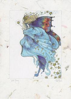 The Wish Fairy. Trudi Finch