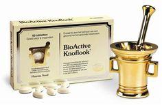 Pharma Nord Bio Active Knoflook 60 tabletten - BioActive-Knoflook bevat 300 mg hooggeconcentreerd knoflookextract per tablet, waarvan 4,7 mg bestaat uit de actieve stof alliine. E�n tablet per dag is voldoende voor de goede werking van het preparaat. BioActive-Knoflook is een traditioneel kruidenmiddel dat wordt ingezet voor het behoud van een goede conditie van hart, bloedvaten en doorbloeding. BioActive-Knoflook heeft een speciale coating zodat de tablet pas in de darm uit elkaar valt…