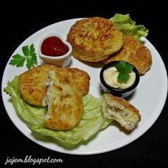 Bezglutenowe kotlety z kaszy jaglanej ~ Ja jem – blog kulinarny ze smakiem