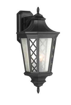 """View the Murray Feiss OL9504 Wembley Park 19.625"""" Height 3 Light Outdoor Wall Sconce at LightingDirect.com."""